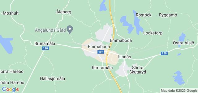 Algutsboda Kyrka, Algutsboda socken, Algutsboda - Mindat